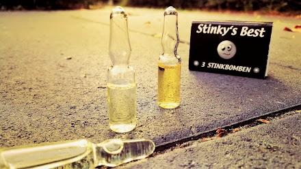 Stinky´s Best Stinkbomben | Rezensionen aus der Hölle