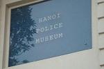 Hanoi police museum