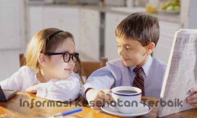 7 Minuman Anak Yang Mengandung Kafein Tinggi