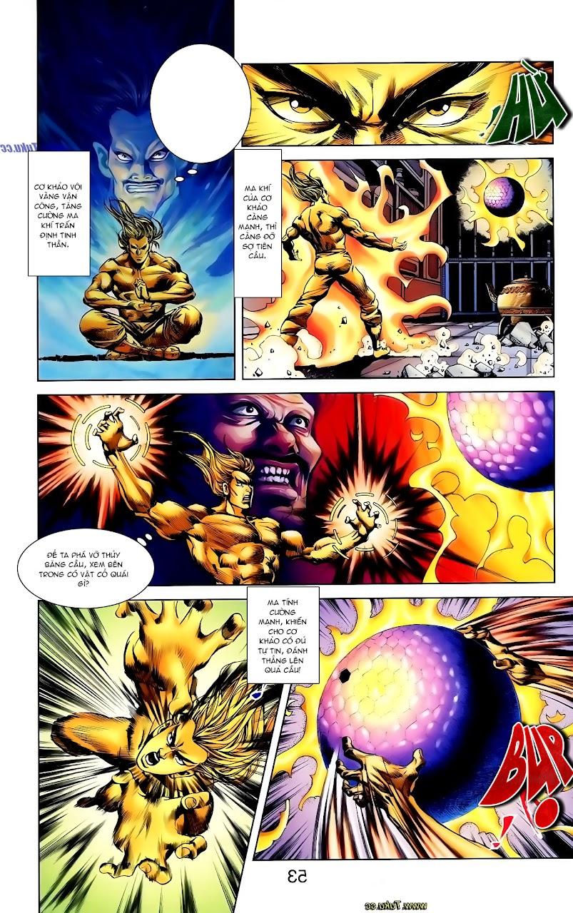 Cơ Phát Khai Chu Bản chapter 114 trang 4