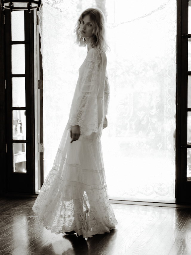 Bride Inspiration Free People's Forever After {Cool Chic Style Fashion}