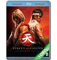 STREET FIGHTER: PUÑO ASESINO (2014) FULL 1080P HD MKV ESPAÑOL LATINO