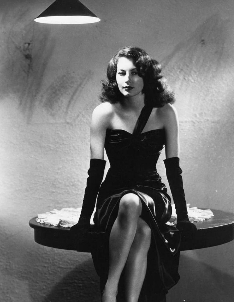 the cathode ray mission femme fatale friday ava gardner