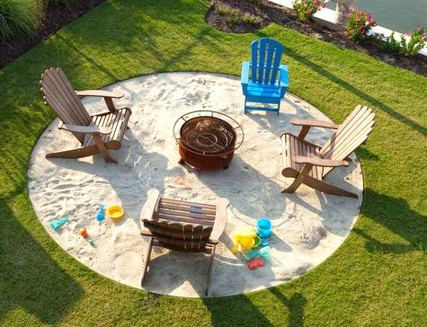 Best Backyard and Garden Decor Ideas for Coastal Style ... on Coastal Backyard Ideas  id=49054