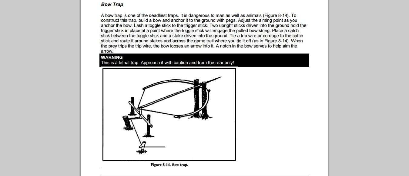 us army survival manual free pdf