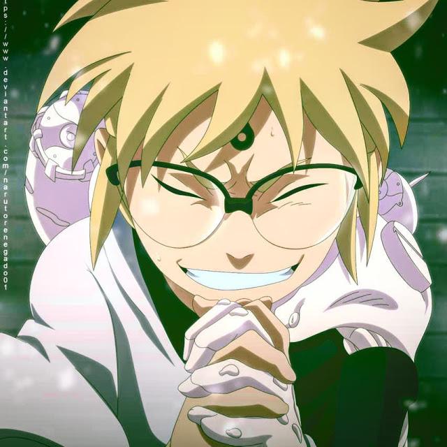 Novo mangá do criador de Naruto e ai será que é bom?