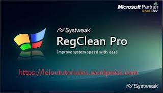 SysTweak Regclean Pro v7.2.72.362 + Keygen + Portable [MEGA]