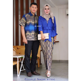 Batik Couple Naomi Etnik