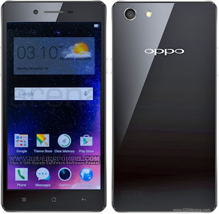 Tutorial Flash Oppo Neo 7 dari recovery mode
