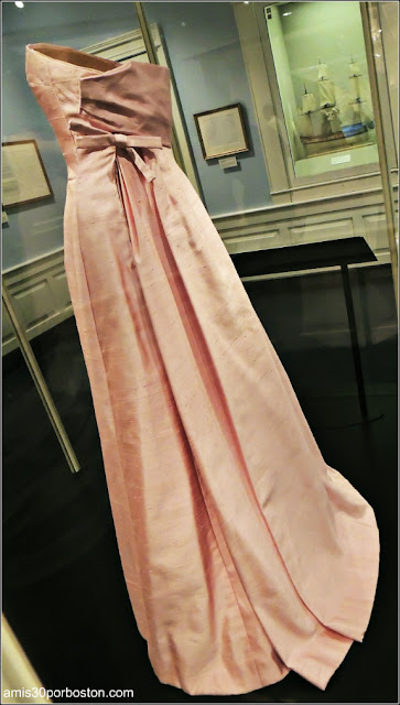 Vestido Christian Dior de Jacqueline Kennedy