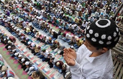Keberuntungan Kaum Muslimin