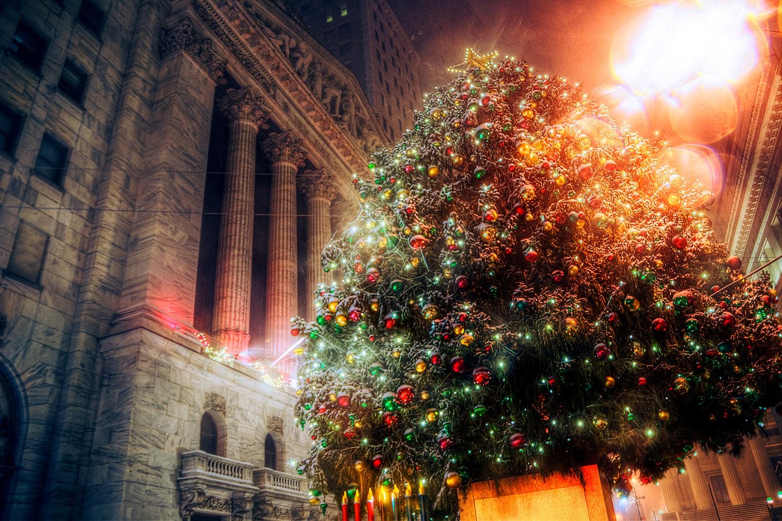 10 endroits où admirer les décorations de Noël à New York
