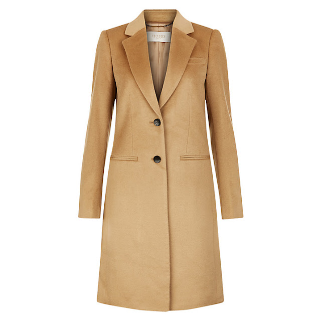 hobbs camel coat, hobbs tilda coat,