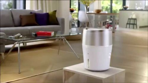 dan is de lucht in huis te droog dit kun je voorkomen met een luchtbevochtiger hier de uitslag van een test van luchtbevochtigers