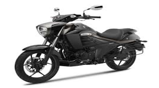 Two Wheeler Vehicle's New Technology Suzuki Cruiser 155  bike