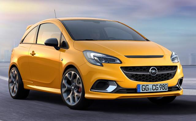 Opel Corsa GSi 2019