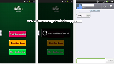 Encuentra amigos nuevos con New Friends for Whatsapp