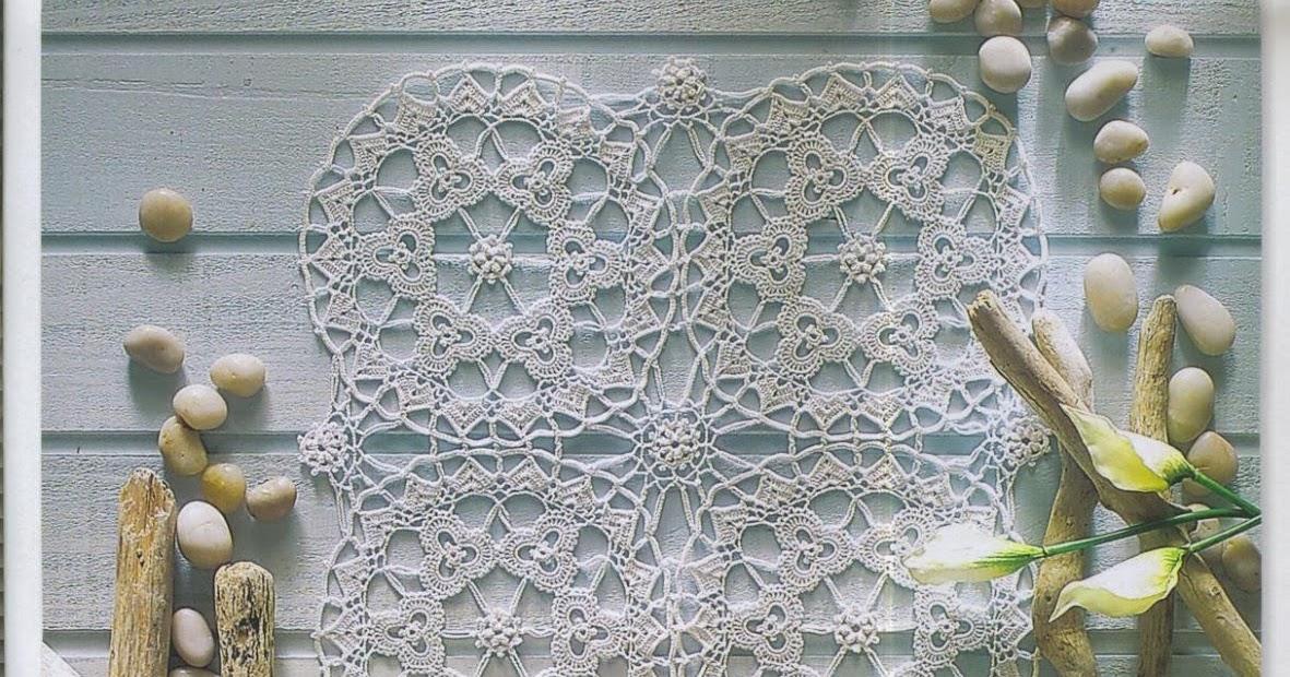 Lo spazio di lilla schemi all 39 uncinetto crochet patterns for Bordi uncinetto schemi