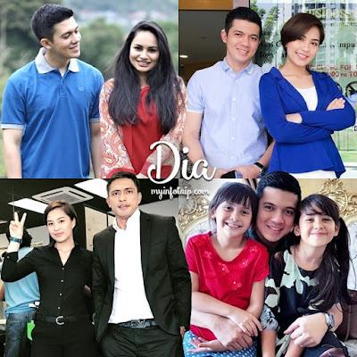 Dia tv3 Irwansyah dan Janna Nick