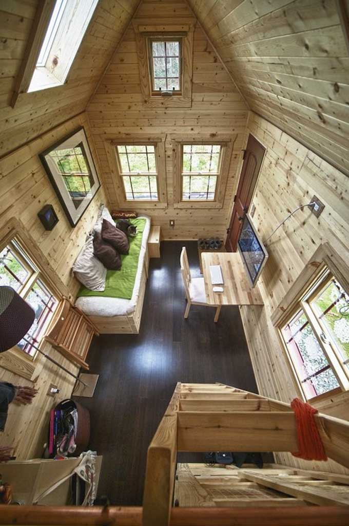Honey I Shrunk The House Coolest Small House Contest By