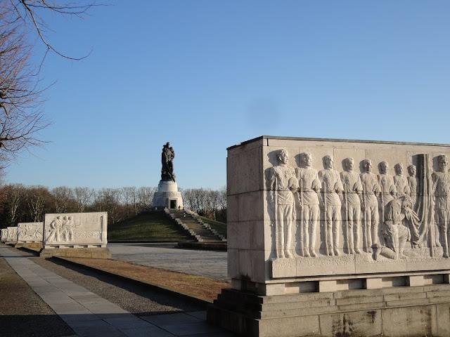 Monumento do Memorial Soviético