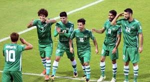 العراق يحقق الانتصار على منتخب ايران بهدفين لهدف في تصفيات آسيا المؤهلة لكأس العالم 2022