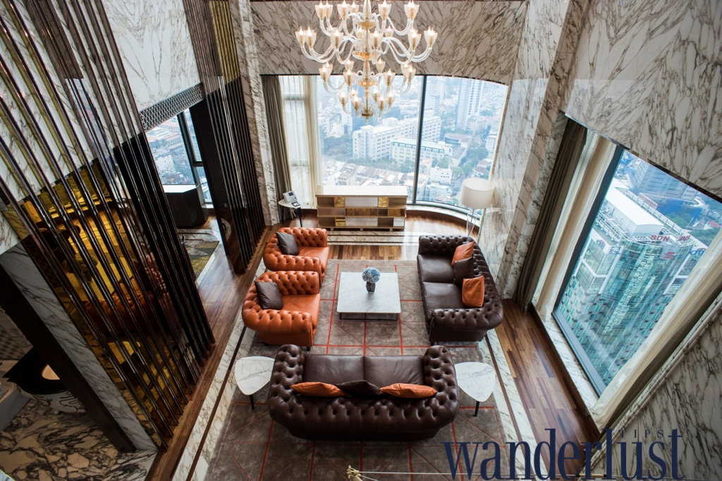 Wanderlust Tips Magazine | The Reverie Saigon featured in the renowned international travel magazine