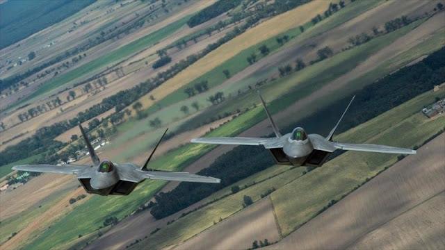 Mattis ordena preparar el 80% de los aviones de combate de EEUU