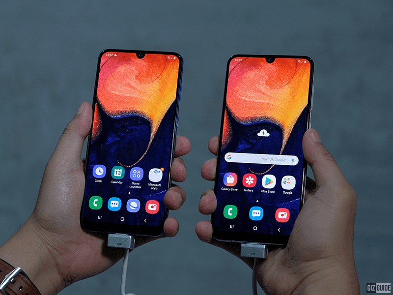 Samsung launches Galaxy A30 and A50 in PH with disruptive price tag