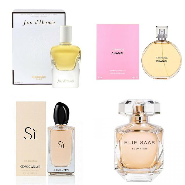 Whishlist Perfumes