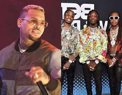 Chris Brown, BET, karrueche Tran, DJ Khaled, BET Awards, Entertainment,
