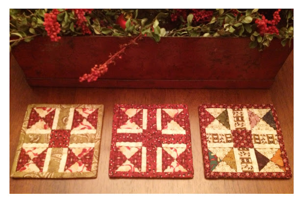 Henry Glass Fabrics Naughty Nice Holiday Party - Day 5