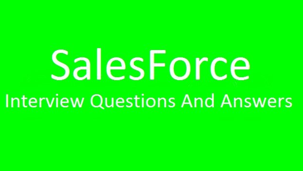SFDC INTERVIEW QUESTIONS PART3 || INTERVIEW STUFF
