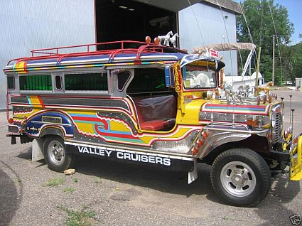 Jeepneys (Filipina)