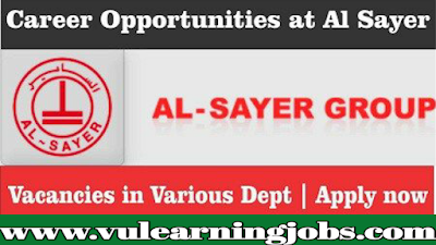Al Sayer Kuwait | Jobs In Middle East