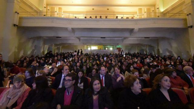 Galas líricas en reinauguración del Teatro Cervantes