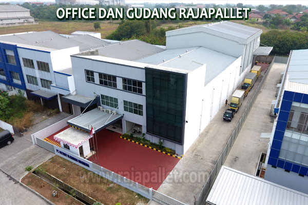 office gudang rajapallet
