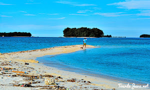pulau gosong open trip pulau harapan