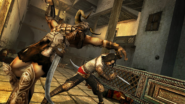 Prince of persia - The two thrones Captura 1