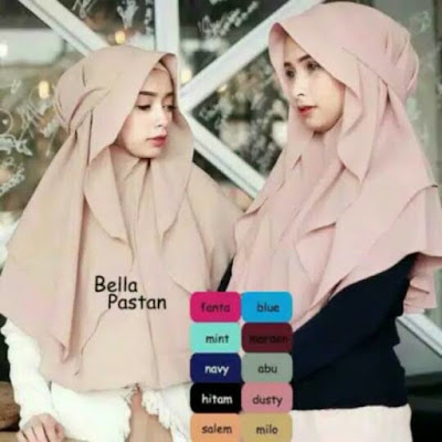 hijab instan modis