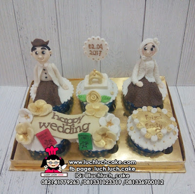 Cupcake Kado Wedding