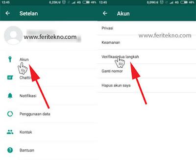 mengatasi akun whatsapp yang disadap 4