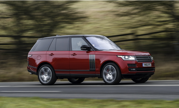 2021 Range Rover SVAutobiography Dynamic Review