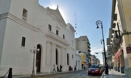 Catedral de Nuestra Señora de la Asunción en Veracruz