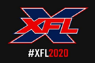 XFL 2020, new, Eight Team, Cities, Stadiums set for 2020 season.