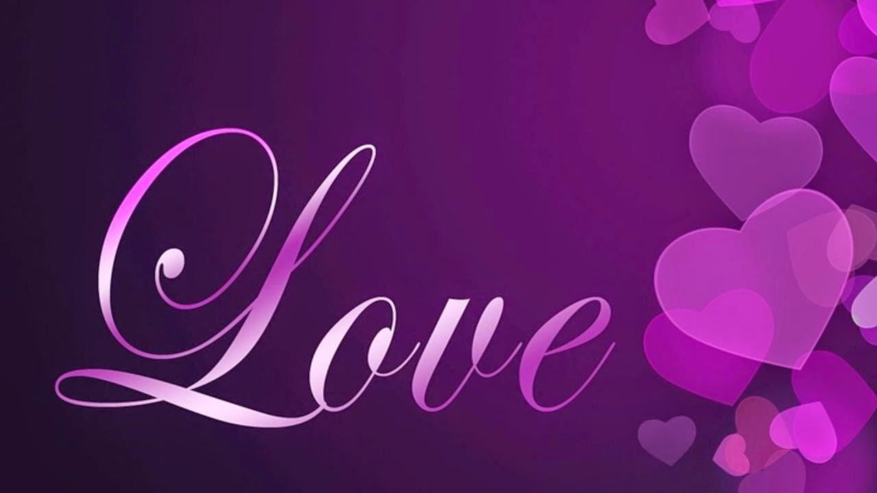 Purple Love Wallpaper: Desktop Backgrounds 4U: Purple Backgrounds