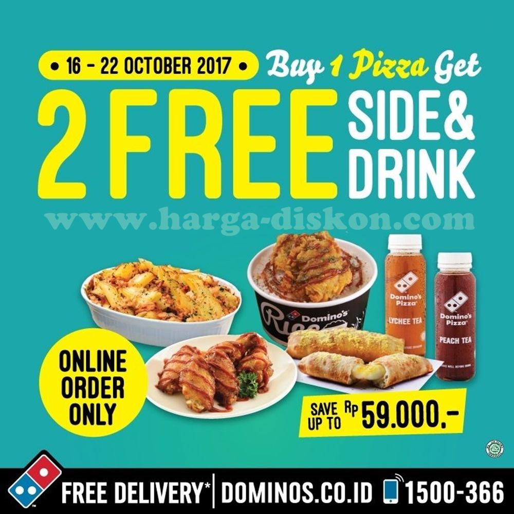 Coupons dominos 2019