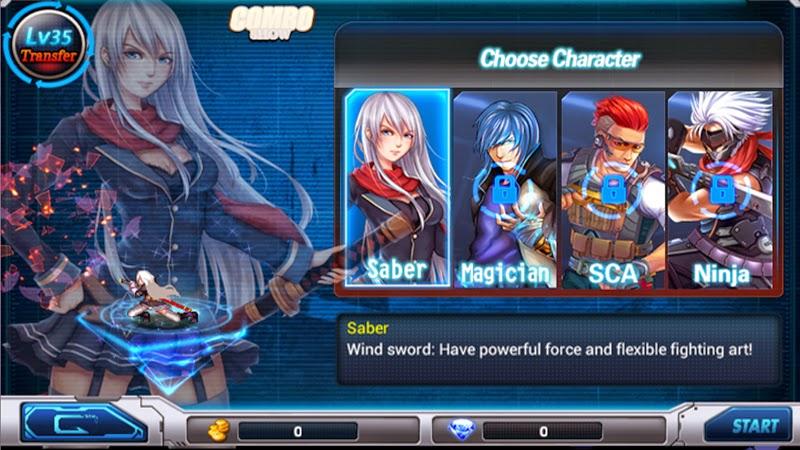 Download Game Demon Hunter v2.2 untuk Android Gratis