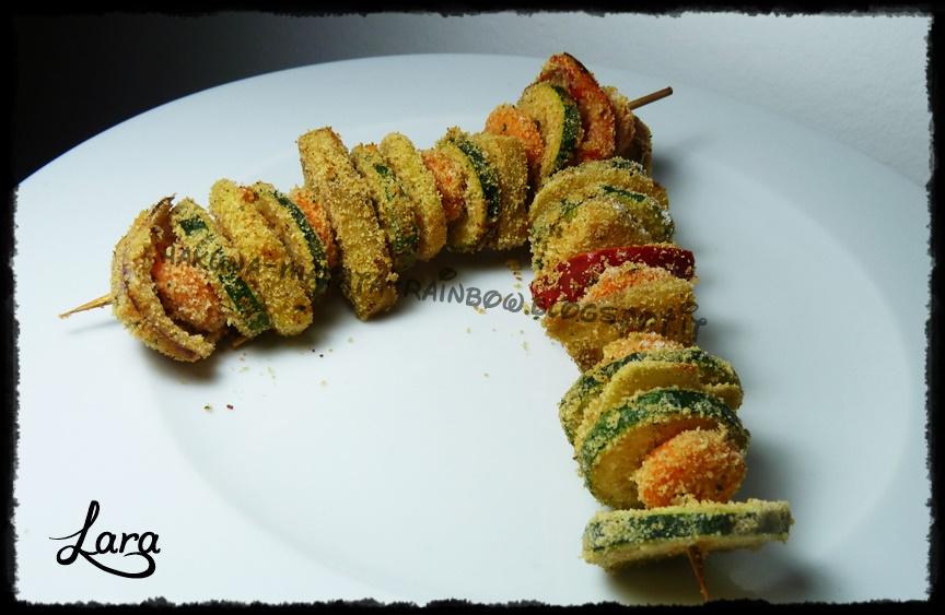 http://cucinaconlara.blogspot.it/2014/09/spiedini-di-verdure.html