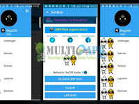 BBM Mod The Legend v6.0.0 Base 2.13.1.14 Apk Clone
